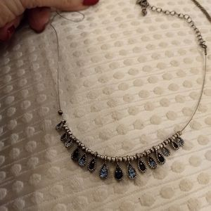 Beautiful Blue Lia Sofia Necklace